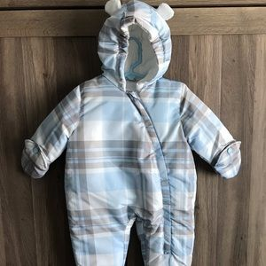 Baby Boy Infant Snowsuit